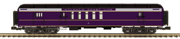 "MTH 20-42038 - 70' Madison RPO Passenger Car ""Atlantic Coast Line"""