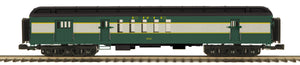 "MTH 20-42043 - 70' Madison RPO Passenger Car ""Erie"""