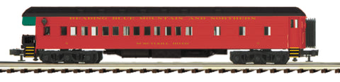 "MTH 20-44052 - 70' Madison Observation Car ""Reading & Northern"""