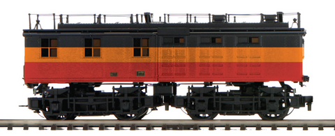 "MTH 20-5697-3 - EF-2 Bobtail Booster Unit ""Milwaukee Road"" (Non-Powered)"