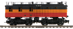 "MTH 20-5698-3 - EF-2 Bobtail Booster Unit ""Milwaukee Road"" (Non-Powered)"