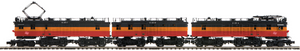 "MTH 20-5698-1 - EF-3 A-B-A Electric ""Milwaukee Road"" w/ PS3"