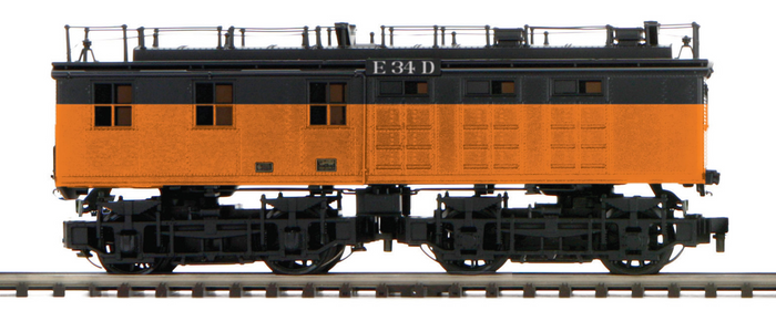 "MTH 20-5699-3 - EF-2 Bobtail Booster Unit ""Milwaukee Road"" (Non-Powered)"