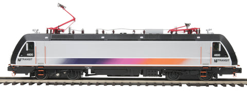 "MTH 22-5700-2 - ALP 46 Electric Engine ""NJ Transit"" w/PS3 (Scale Wheels)"