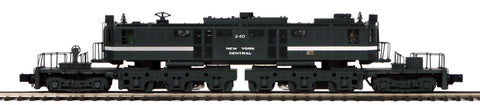"MTH 20-5703-1 - P2 Box Cab Electric ""New York Central"" w/ PS3"