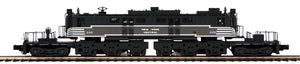 "MTH 20-5704-1 - P2 Box Cab Electric ""New York Central"" #228 Lightning Stripe w/ PS3"