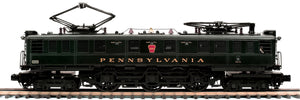 "MTH 20-5736-1 - P-5a Box Cab Electric Engine ""Pennsylvania"" w/ PS3 #4763"