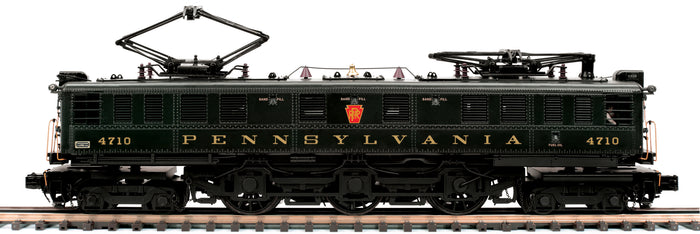 "MTH 20-5737-1 - P-5a Box Cab Electric Engine ""Pennsylvania"" w/ PS3"