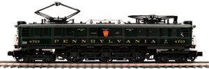 "MTH 20-5738-1 - P-5a Box Cab Electric Engine ""Pennsylvania"" w/ PS3 #4703"