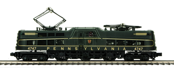 "MTH 20-5740-1 - P-5a Modified Electric Engine ""Pennsylvania"" w/ PS3 #4747"