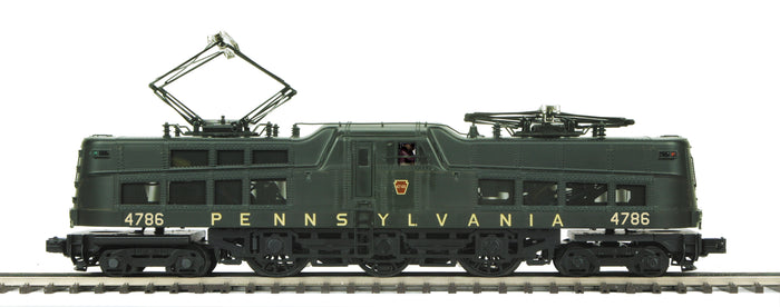 "MTH 20-5741-1 - P-5a Modified Electric Engine ""Pennsylvania"" w/ PS3"