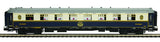 "MTH 20-60022 - Orient Express Add-On Passenger Set ""Orient Express"" 5-Car (Hi-Rail Wheels)"