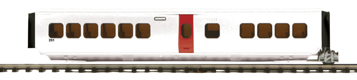 MTH 20-61068 Canadian National Turbotrain Passenger Car