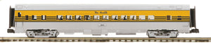 "MTH 20-64004 - 70' Streamlined RPO Passenger Car ""Denver & Rio Grande"" (Smooth Sided)"