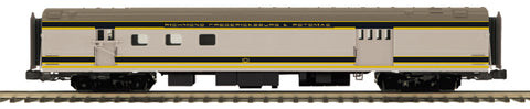 MTH 20-64062 Richmond, Fredericksburg & Potomac 70' Streamlined RPO Passenger Car (Smooth Sided)