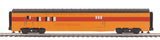 MTH 20-64079 Milwaukee Road 70' Streamlined RPO Passenger Car (Smooth Sided)