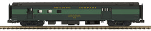MTH 20-64212 Reading 70' ABS RPO Passenger Car (Smooth)