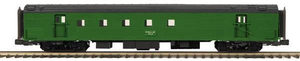 "MTH 20-68200 - 70' Streamlined RPO Passenger Car ""Pittsburgh & Lake Erie"" (Ribbed Sided)"