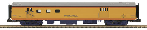 "MTH 20-68277 - 70' Streamlined RPO Passenger Car ""Chessie"" (Smooth Sided)"