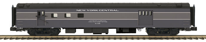 "MTH 20-68283 - 70' Streamlined RPO Passenger Car ""New York Central"" (Smooth Sided)"