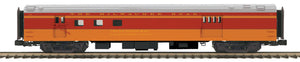 "MTH 20-68284 - 70' Streamlined RPO Passenger Car ""Milwaukee Road"""