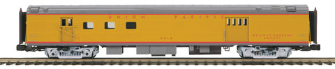 "MTH 20-68294 - 70' Streamlined RPO Passenger Car ""Union Pacific"" (Smooth Sided)"