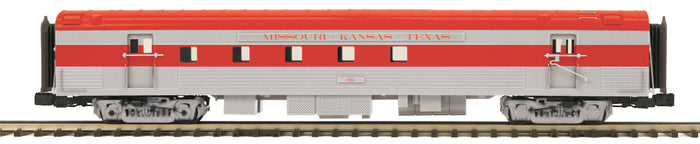 "MTH 20-68297 - 70' Streamlined RPO Passenger Car ""MKT"" (Ribbed Sided)"