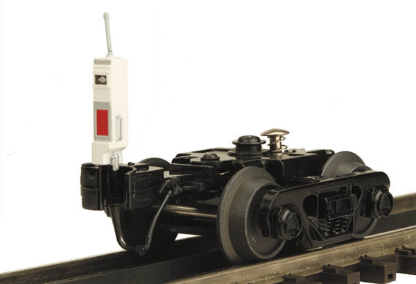 MTH 20-89013 - End-of-Train-Device Roller Bearing Truck (White)
