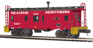 "MTH 20-91589 - Bay Window Caboose ""Reading & Northern"""