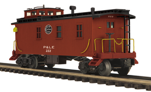 "MTH 20-91596 - 35' Woodsided Caboose ""Pittsburgh & Lake Erie"""