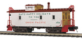 "MTH 20-91608 - CA-1 Woodsided Caboose ""Union Pacific"" #2528"