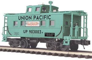 "MTH 20-91627 - Steel Caboose - Center Cupola ""Union Pacific"" (MOW)"