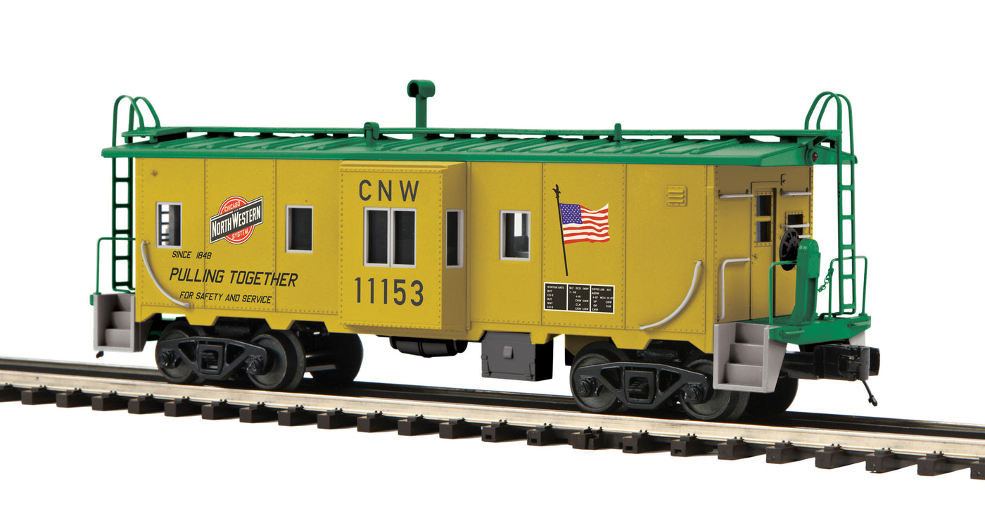 MTH 20-91642 - Bay Window Caboose