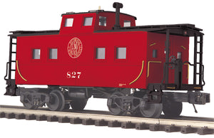 "MTH 20-91652 - Steel Caboose - Center Cupola ""Pittsburgh & West Virginia"""