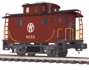 "MTH 20-91654 - Bobber Caboose ""New York Ontario & Western"""