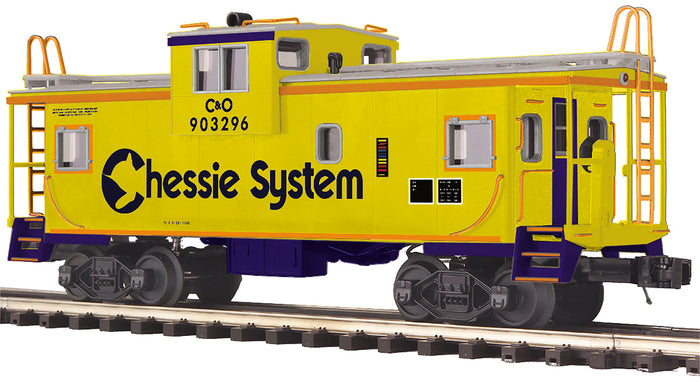 "MTH 20-91658 - Extended Vision Caboose ""Chessie"""