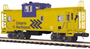 "MTH 20-91661 - Extended Vision Caboose ""Ontario Northland"""