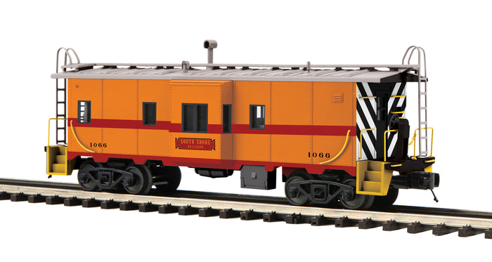 "MTH 20-91693 - Bay Window Caboose ""Chicago South Shore"""