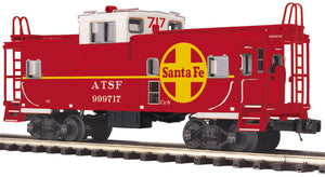 MTH 20-91696 Santa Fe Extended Vision Caboose