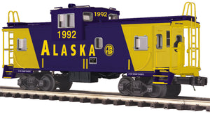MTH 20-91697 Alaska Extended Vision Caboose