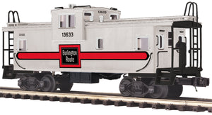 MTH 20-91699 Burlington Extended Vision Caboose