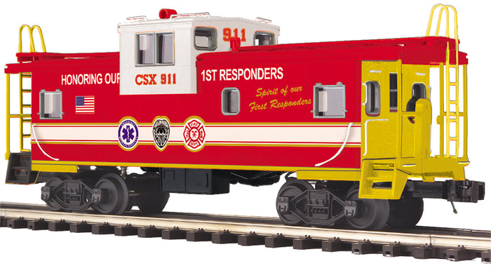 "MTH 20-91700 - Extended Vision Caboose ""CSX"""