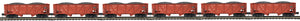 "MTH 20-92098 - 34' Composite Hopper Car Set ""Lehigh Valley"" (6-Car)"