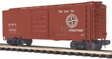 "MTH 20-90712 - 50' Ps-1 Box Car ""Detroit Toledo & Ironton"" w/ Pullman Standard Door (6-Car)"
