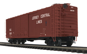 "MTH 20-93694 - 50' Ps-1 Double Door Box Car ""Jersey Central"""