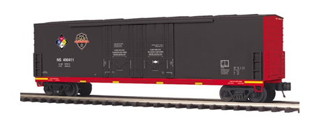"MTH 20-93699 - 50' Dbl. Door Plugged Boxcar ""Norfolk Southern"""