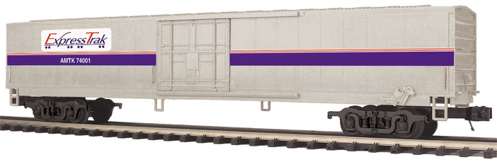"MTH 20-93703 - Mail Box Car ""Amtrak"""
