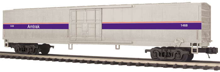"MTH 20-93704 - Mail Box Car ""Amtrak"""