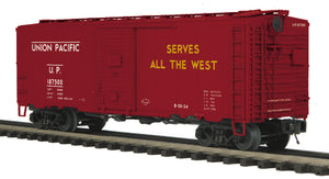 "MTH 20-93722 - 40' AAR Box Car ""Union Pacific"""
