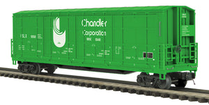 MTH 20-93857 Chandler Corporation 55' All-Door Box Car